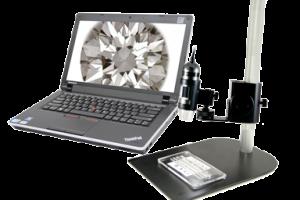 Dino-Lite har produkter speciellt anpassade för användning vid långa arbetsavstånd.