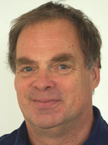 Mikael Olsson, projektledare Virtue samt Universitetslektor på Göteborgs Universitet.